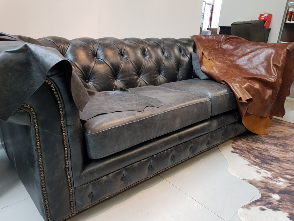 model chesterfield